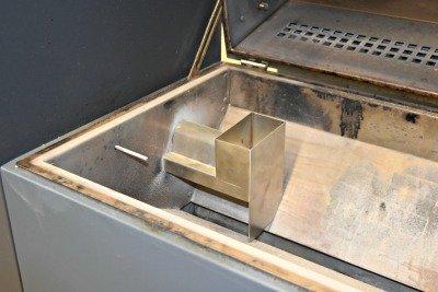 Optional Grillson smoke diffusor