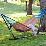 Free standing hammock