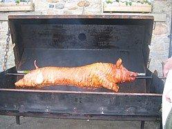 Matthew Mitchell's Hog Roast Image