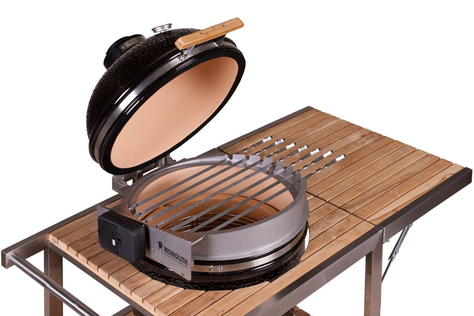 Monolith Kamado Barbecue Smokers And Grills 2019 Review