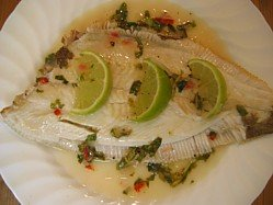 Bbq Grilled Sole Recipe With Lime Fish Sauce