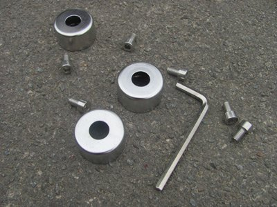Fixings for the Monolith kamado stand