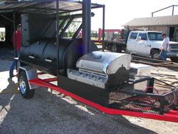 The 'Grandad' series dual-fuel charbroil grill range