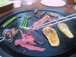 Plancha Cooking