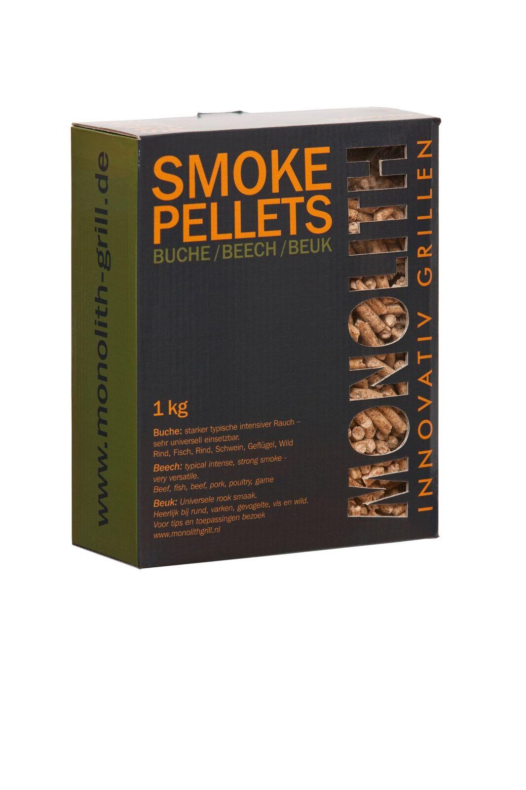 Beech Wood Smoke Pellets 1Kg