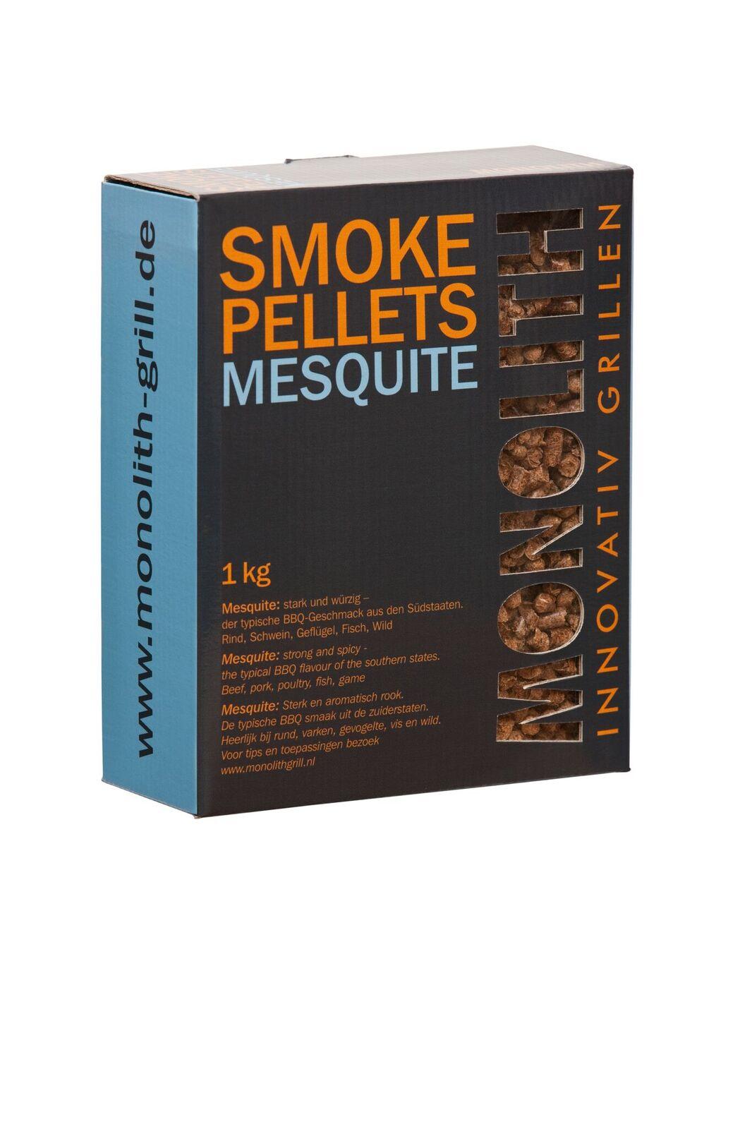 Mesquite Wood Smoke Pellets 1Kg
