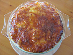 Smoked Salmon Pasta Bake