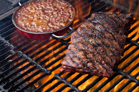 Traditional Barbecue Baked Beans